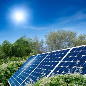 A napelem rendszer működése