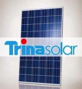 Trina Solar napelem