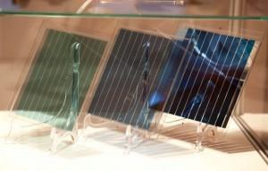 ablakként is használható napelem