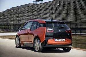 BMW i3 az elektromos autó