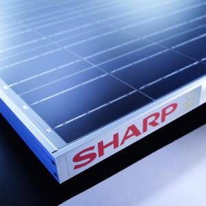 SHARP napelem modulok
